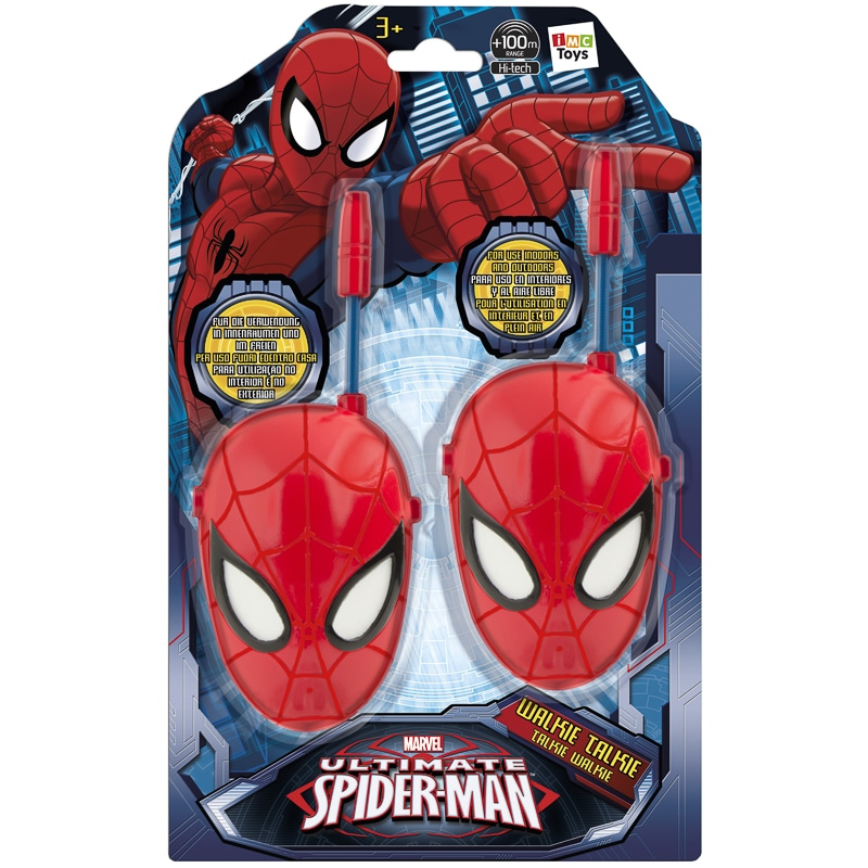 Marvel Baby Gifts Uk : Spider man walkie talkie marvel toys games b m