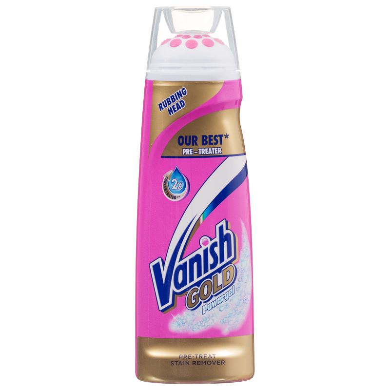 Vanish Gold Powergel 200ml Stain Remover Laundry