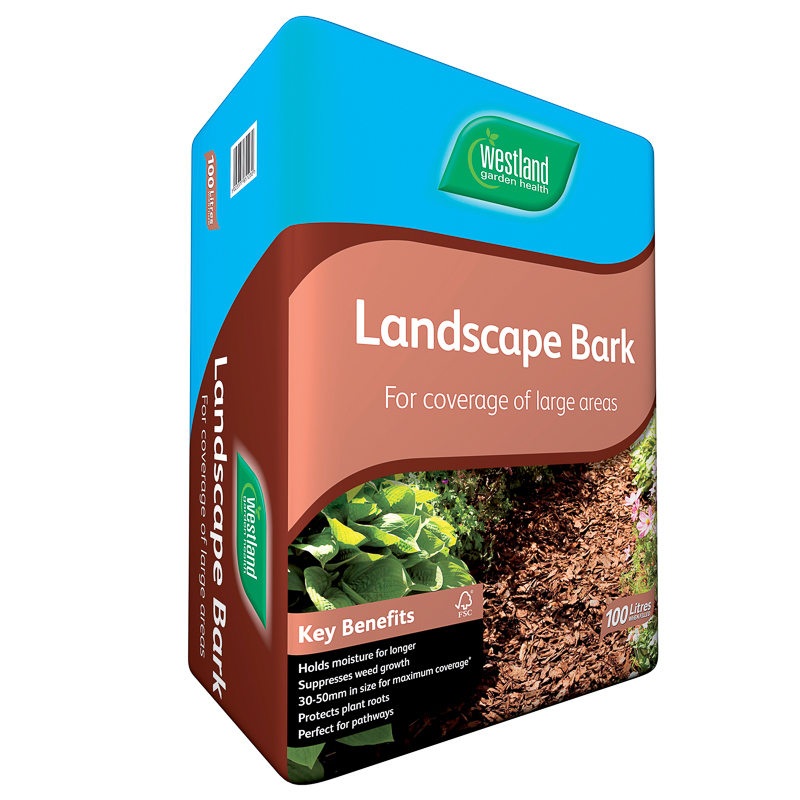 B Amp M Landscape Bark 100l 295029 B Amp M