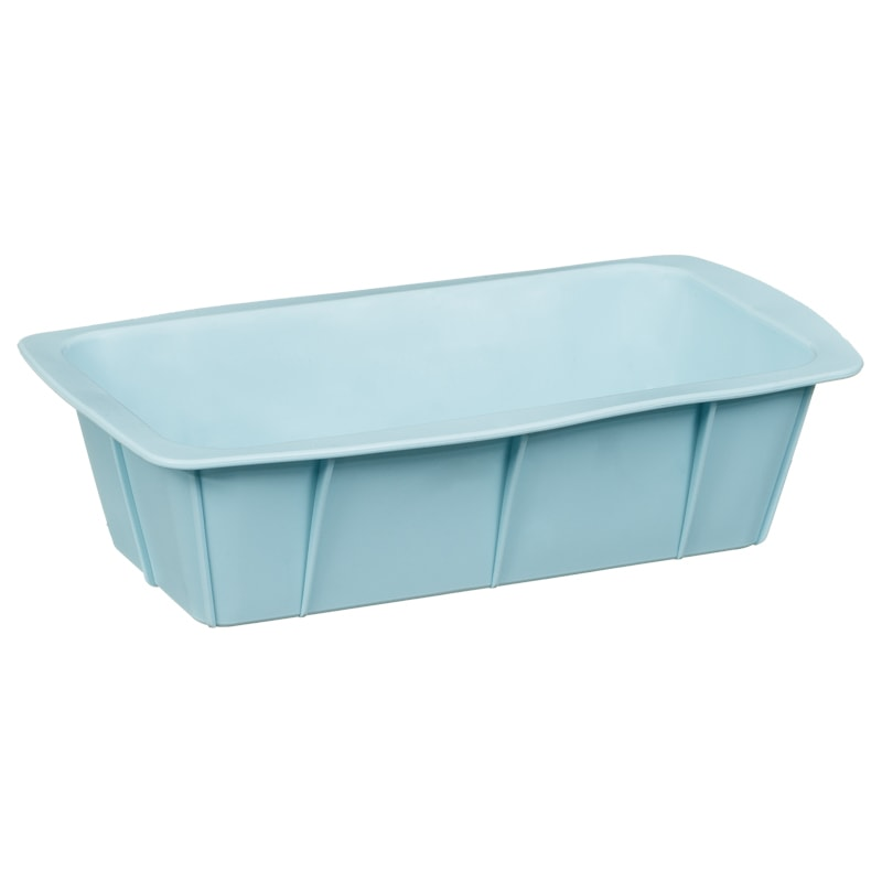 Silicone Loaf Pan - Blue