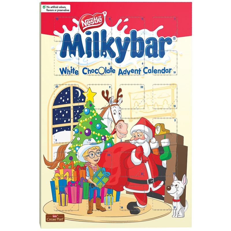 Christmas Calendar Chocolate : November makesandcastlesnotwar