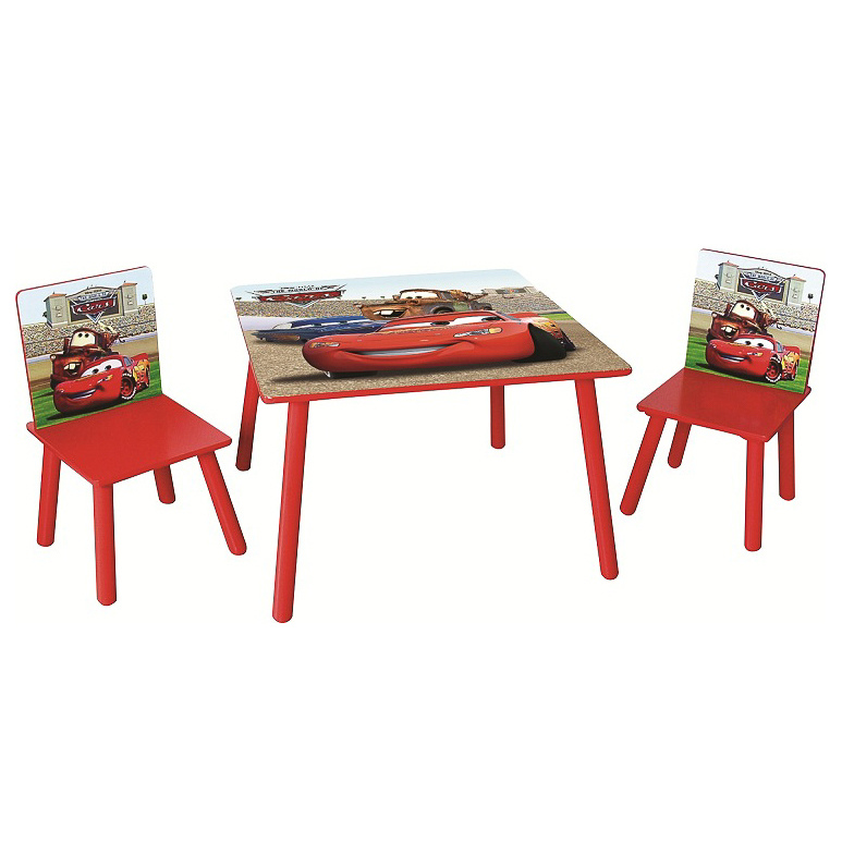 Disney Cars Table Chairs Furniture Children 39 S Furniture