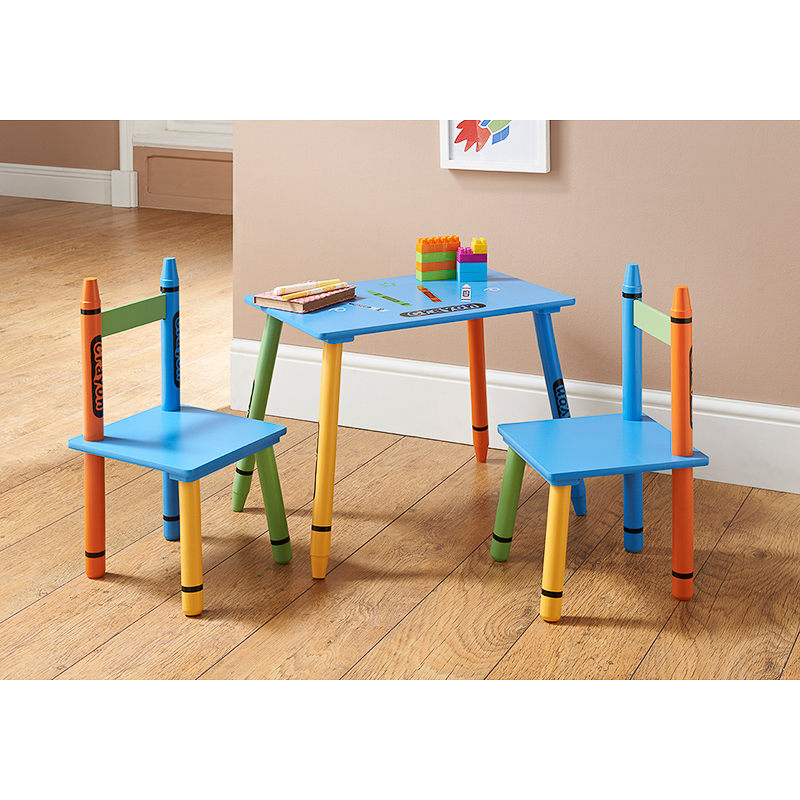 Bu0026M Crayon Table u0026 Chairs - 311273 : Bu0026M
