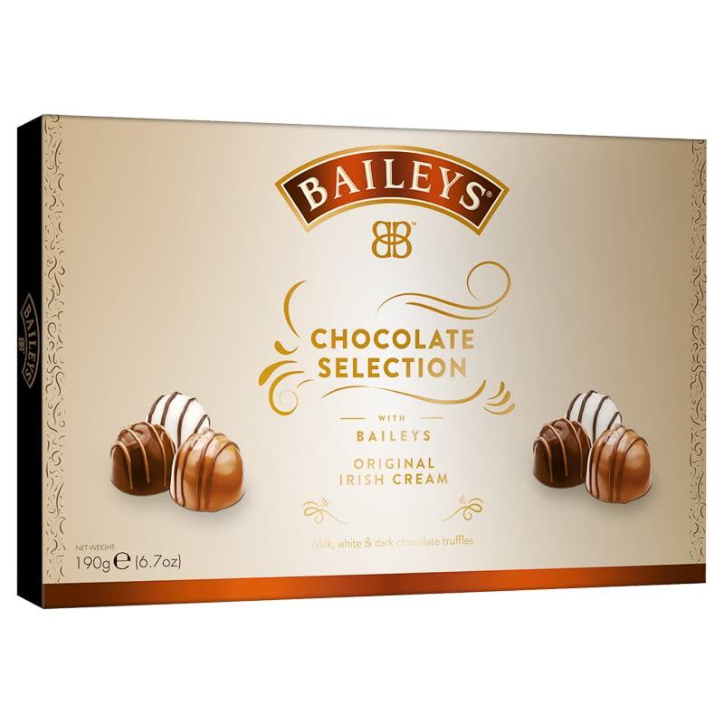 Baileys Truffles Chocolate Box 190g Christmas Chocolates