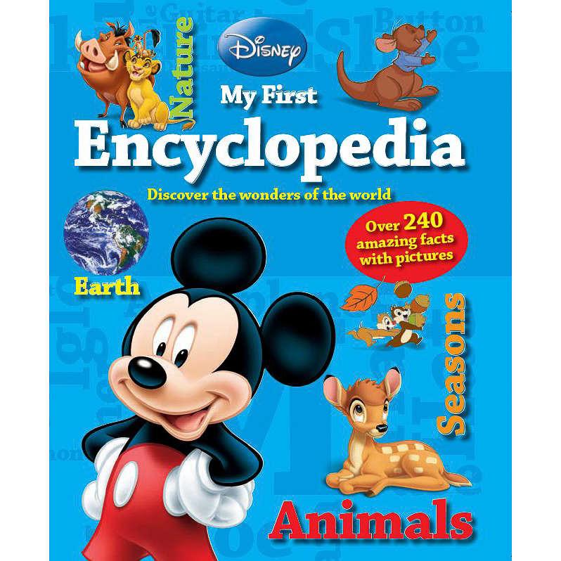 Led lighting bathroom - B Amp M Gt Disney My First Encyclopedia 2958132