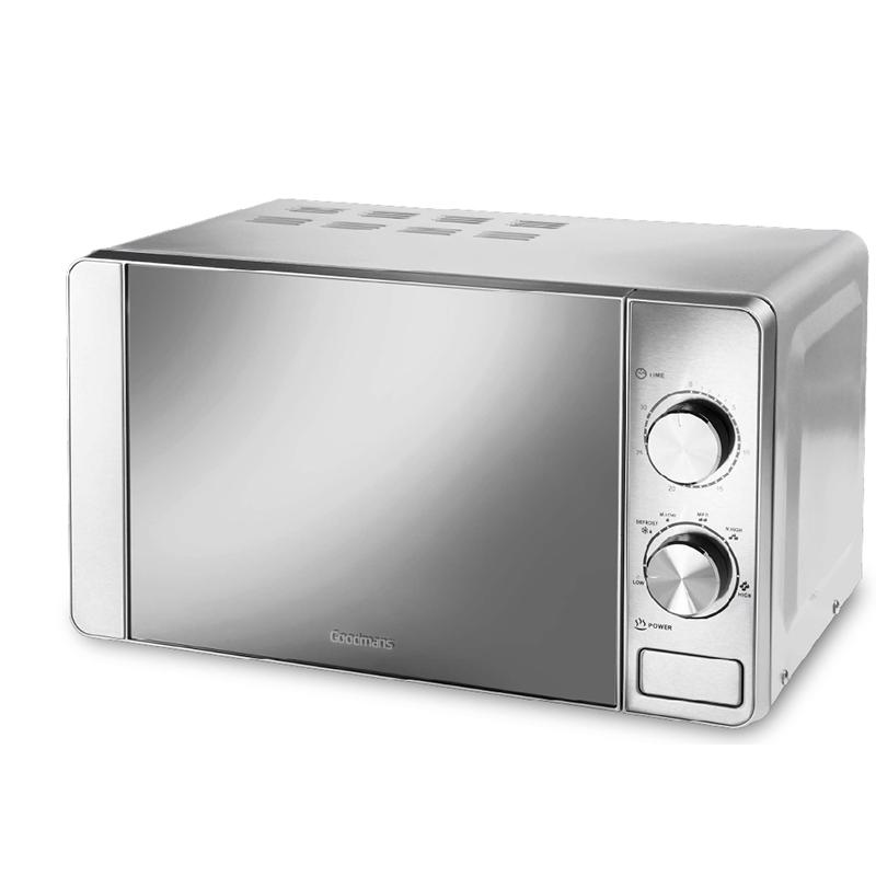 Goodmans Stainless Steel Microwave Kitchen Appliances B Amp M