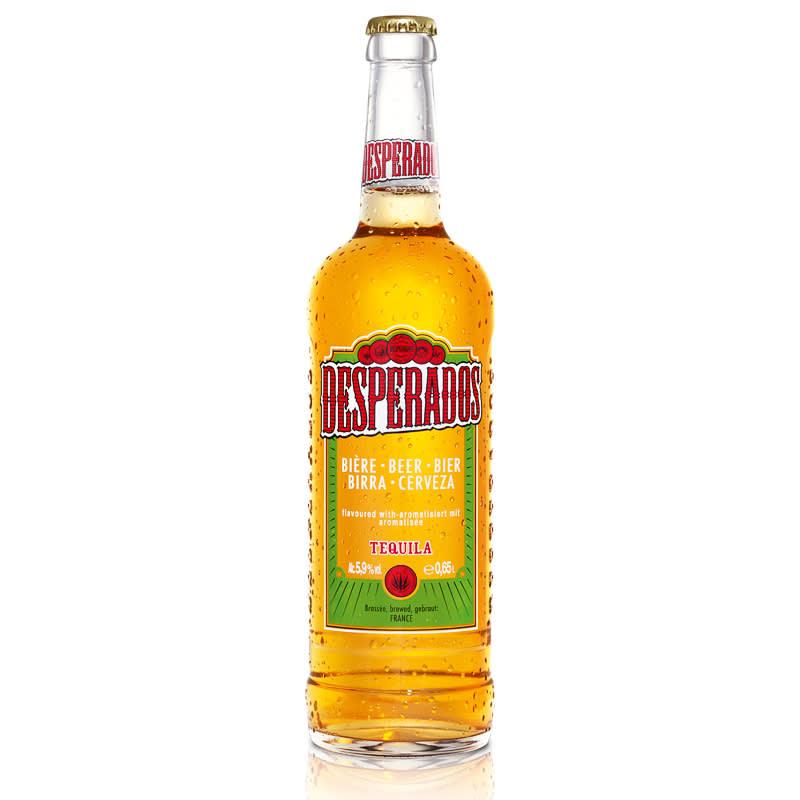 Desperados Tequila Flavoured Lager 650ml Alcohol Beer