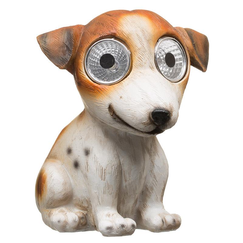 B&M: > Big Eyed Dog With Solar Light