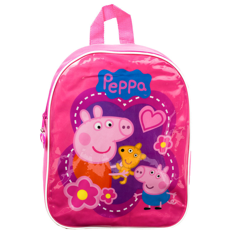 B Amp M Gt Peppa Pig Backpack 296871