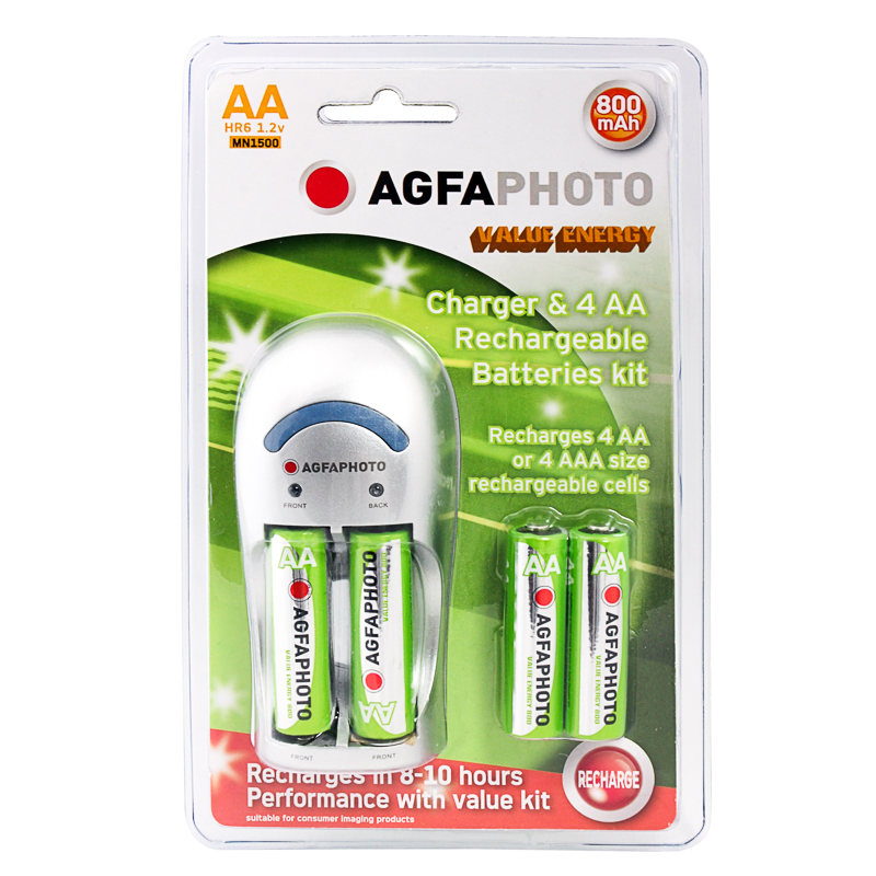297184 AGFA BATTERY CHARGER 1