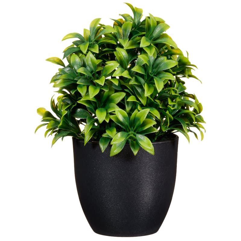 Potted plant 20cm home artificial plants for Plant nursery