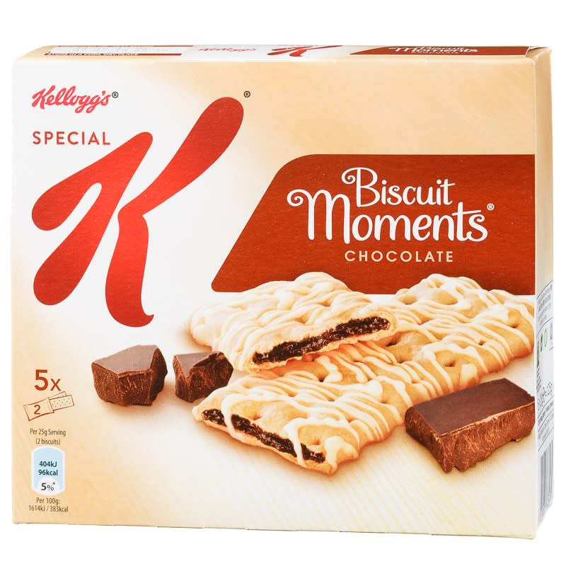 Special K Biscuit Moments 5pk - Chocolate