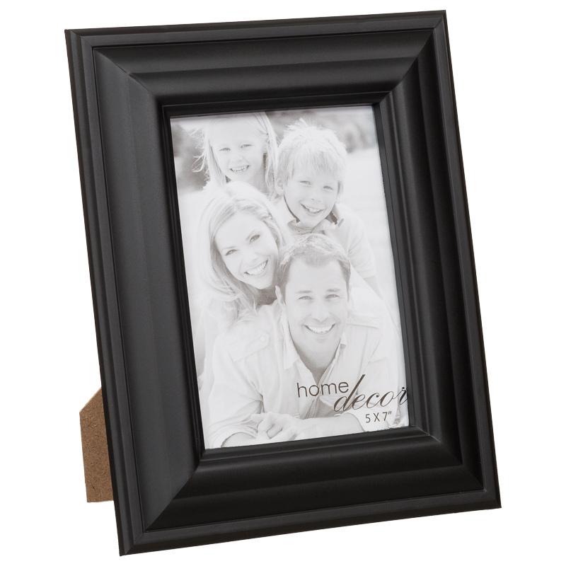 Classic Plastic Photo Frame Black Cheap Photo Frames