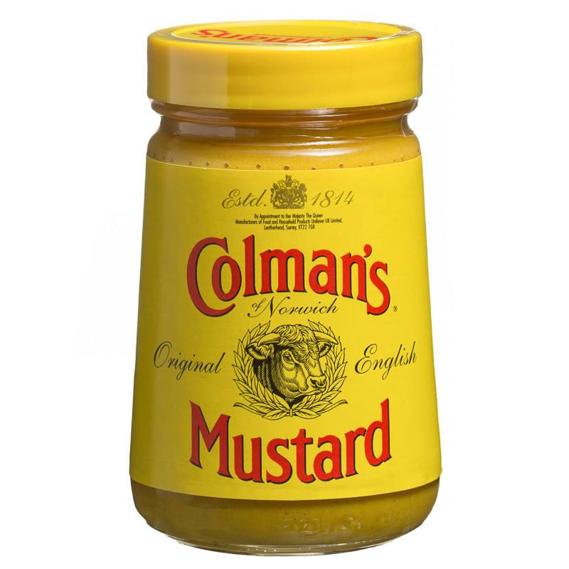 Colman's Mustard 170g - 297695