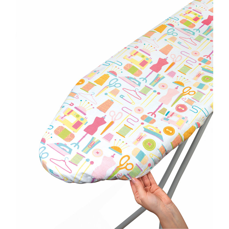 beldray ironing board cover haberdashery ironing. Black Bedroom Furniture Sets. Home Design Ideas