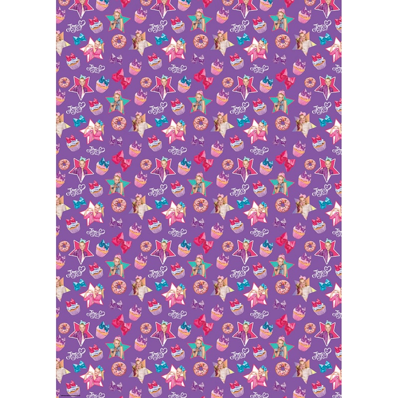 Jo Jo Wrapping Paper 4m Gift Wrap B Amp M