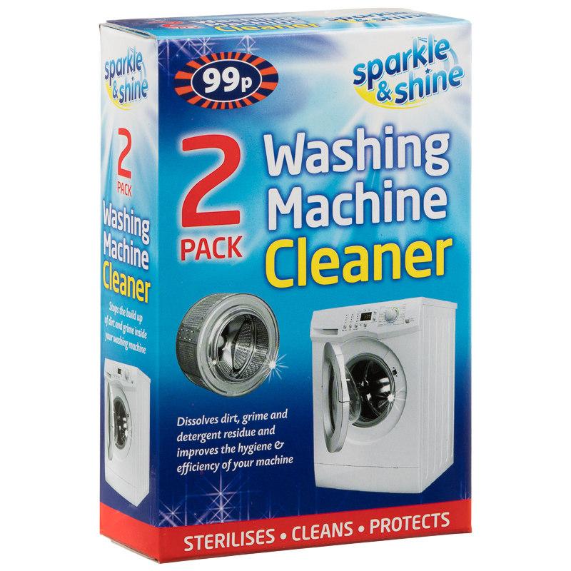 home washing machine cleaner