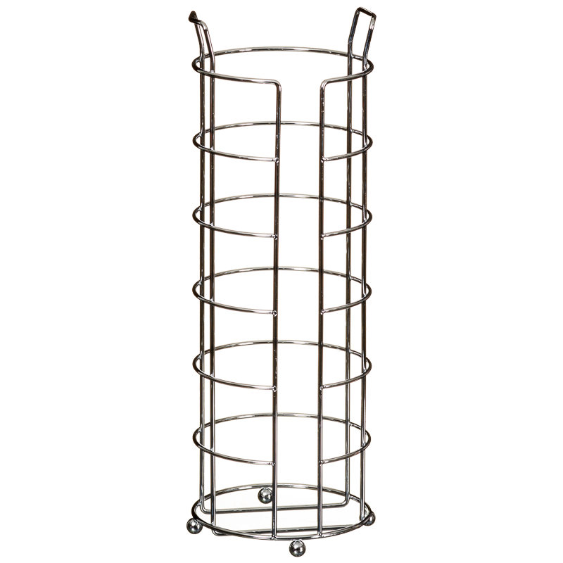 Toilet roll storage tower bathroom accessories b m for Storage for toilet rolls