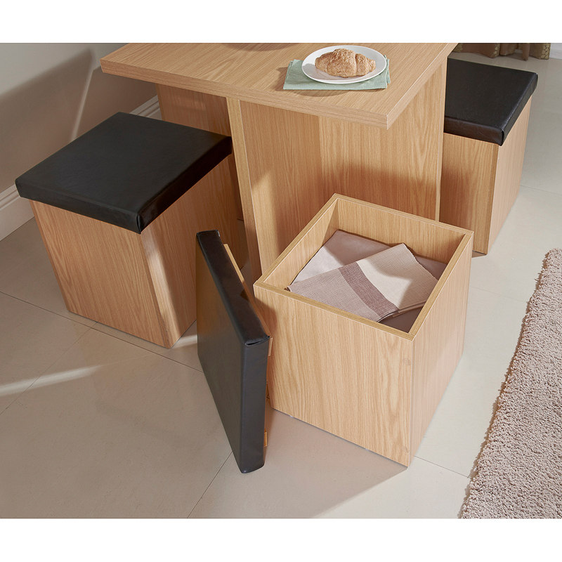 Stowaway Kitchen Table And Stools Set