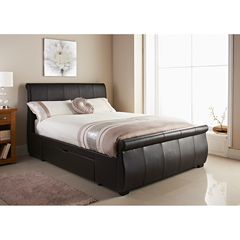 Home Furniture Beds Mattresses Brooklyn Double Bed
