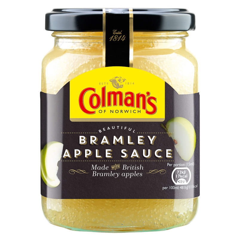 Colman's Apple Sauce 155g