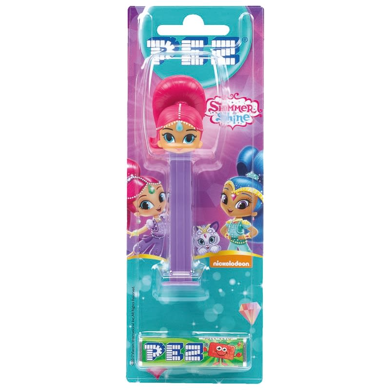 Shimmer & Shine Pez Dispenser