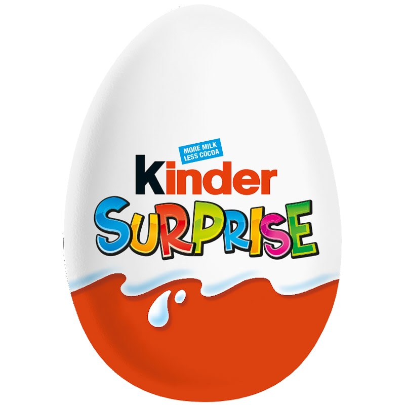 Kinder Surprise Egg Chocolate Bars B Amp M