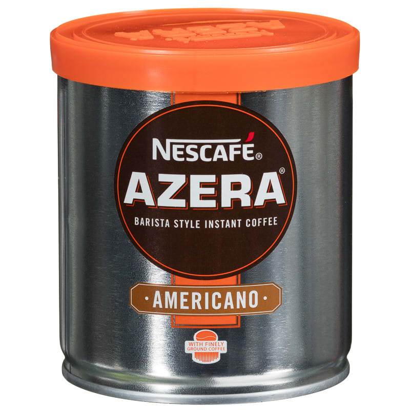 Nescafe Azera Americano Coffee 60g Coffee Hot Drinks