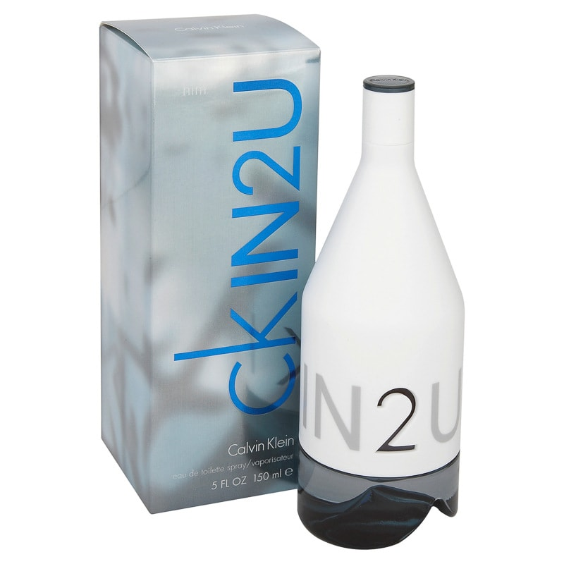 Kendte Calvin Klein CK IN2U Him edt | Mens Fragrance, Aftershave UC-64