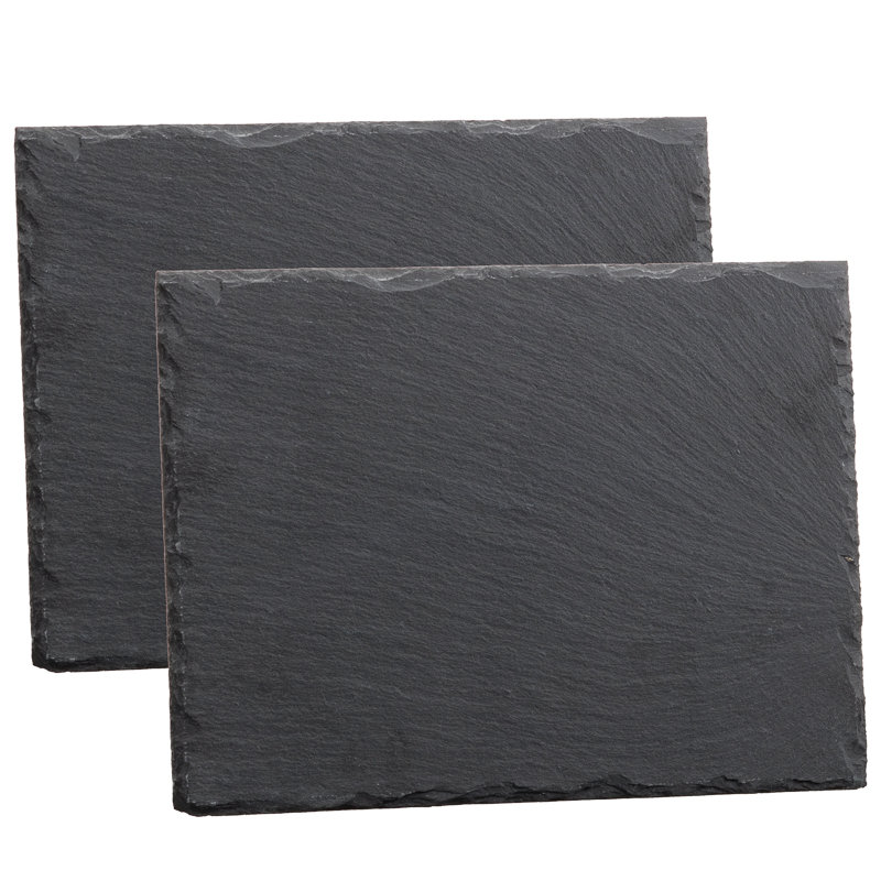 Slate Place Mats 2pk Home Amp Kitchen Dining Amp Tableware