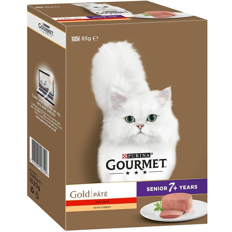 Purina Gourmet Gold Cat Food