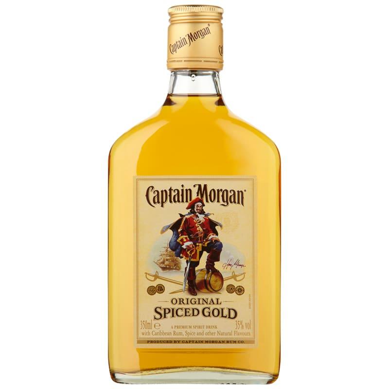 captain morgan opskrifter
