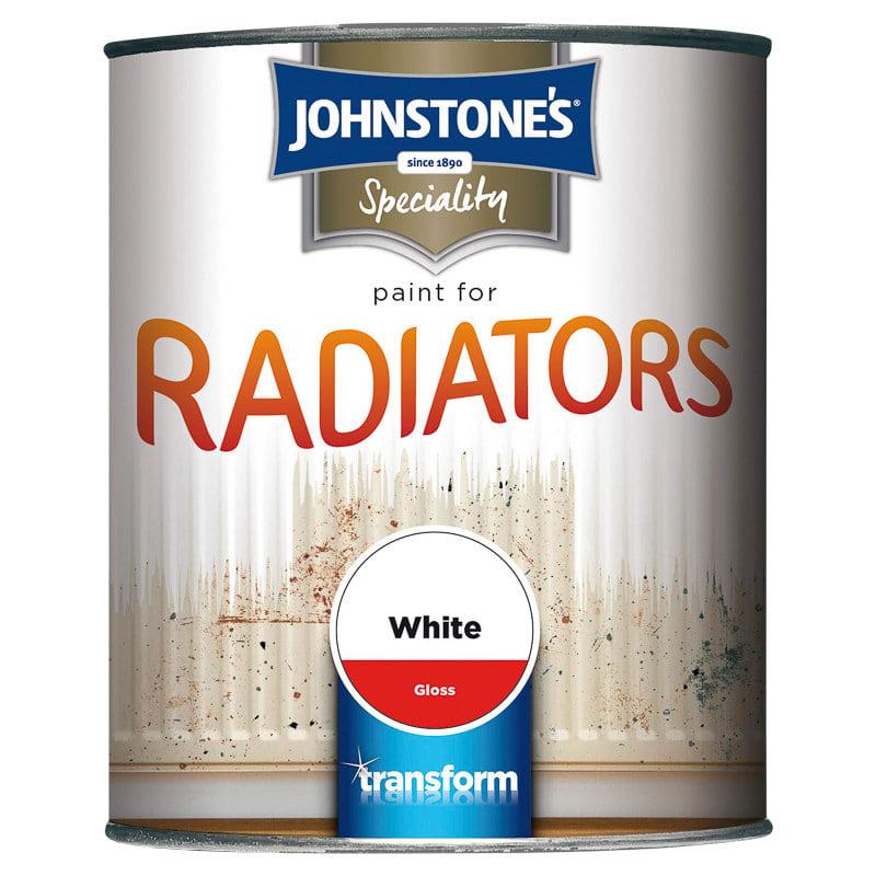 Johnstone S Radiator Paint