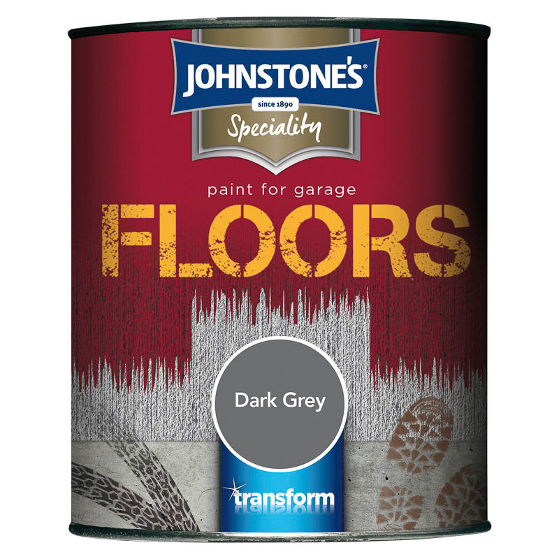 Johnstone Paint For Garage Floors Dark Grey Diy