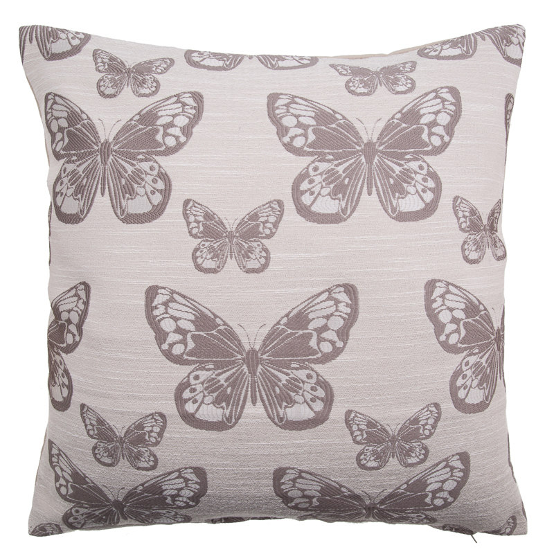 Bethany Butterfly Oversized Cushion Large Cushions