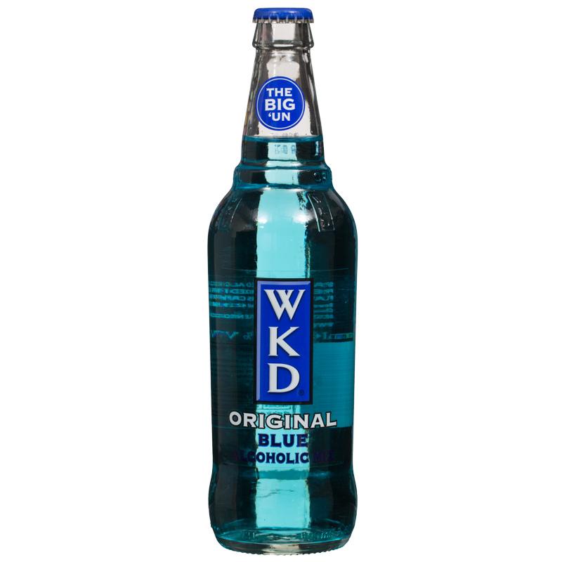 Wkd Original Blue Alcoholic Mix Alcohol Mixer Vodka