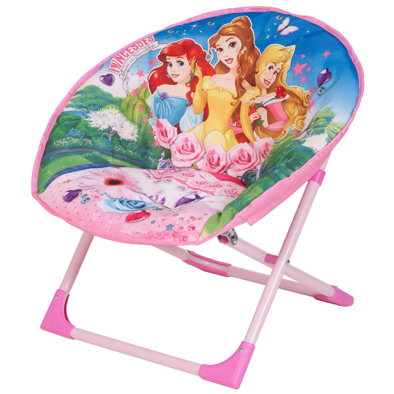 Disney Princess Moon Chair Kids Furniture B Amp M Stores