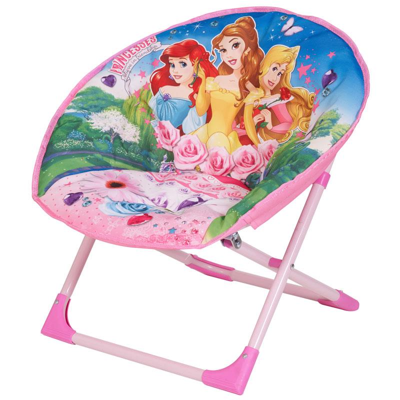Disney Princess Moon Chair Kids Furniture B Amp M Stores
