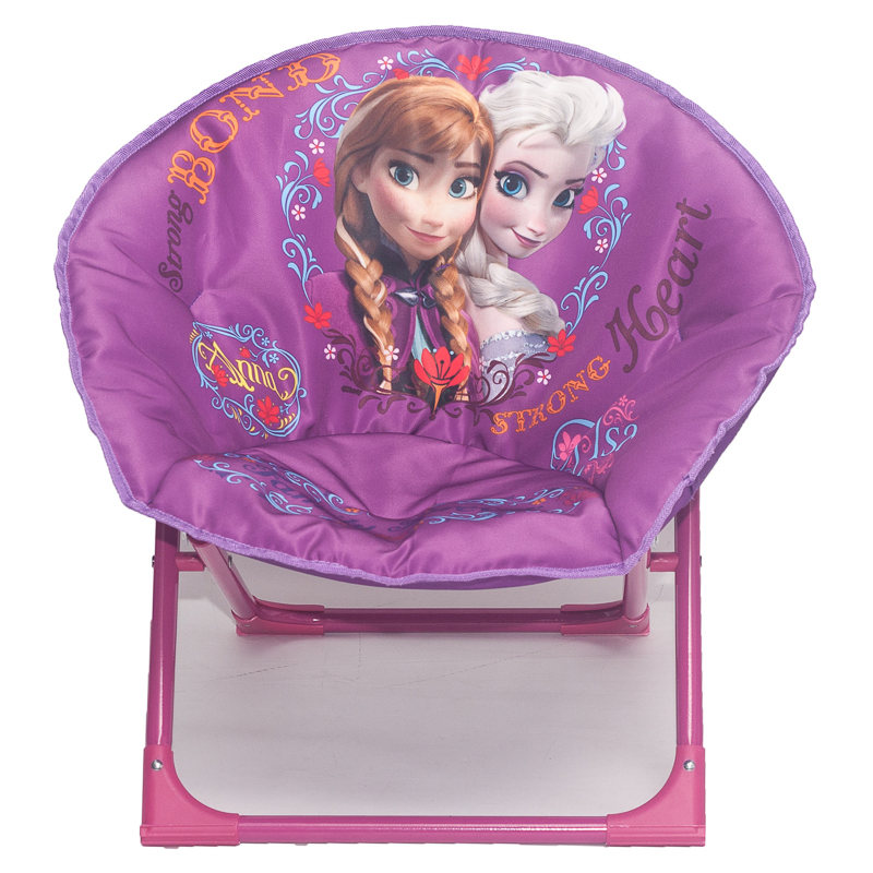 B Amp M Disney Frozen Kids Moon Chair Kids Furniture