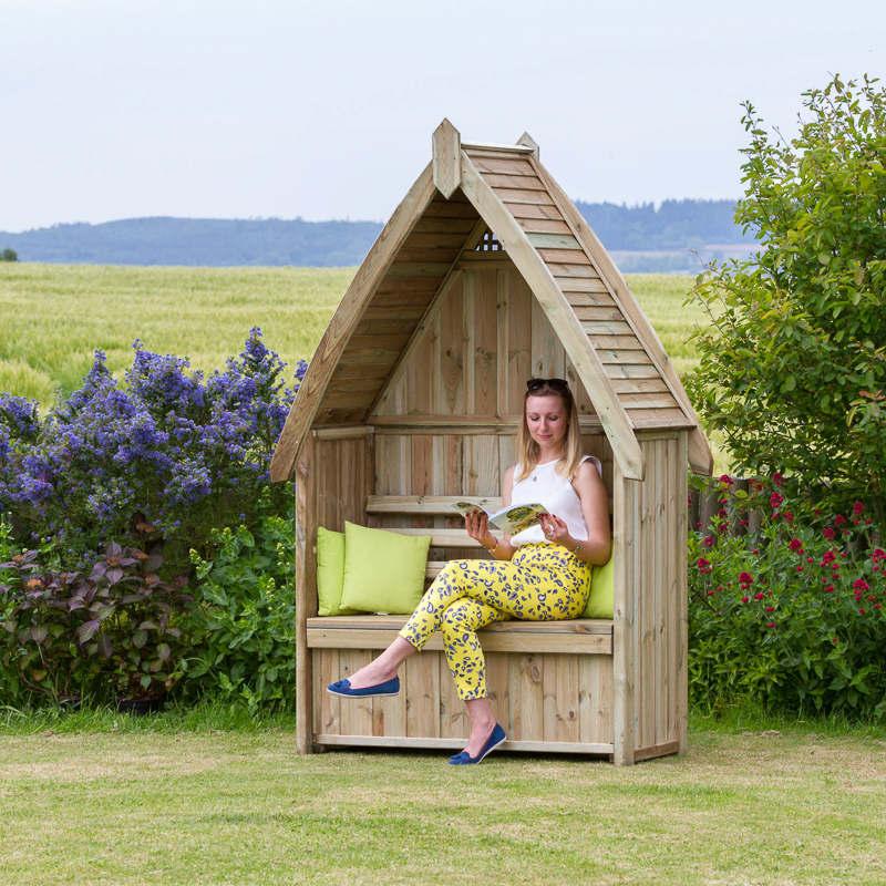 Cheltenham Arbour Garden Furniture Garden Bench