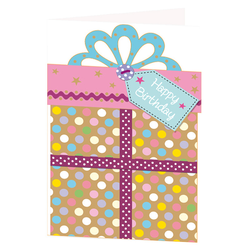 Birthday present birthday card greeting cards 301165 greetings card ybrmkb007 negle Gallery