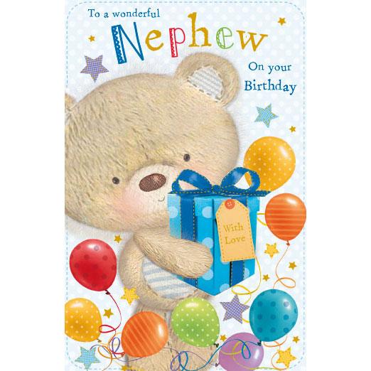 301165 Nephew Bobby Bear