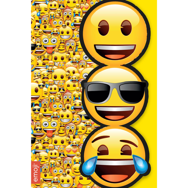 Emoji - Greetings Card