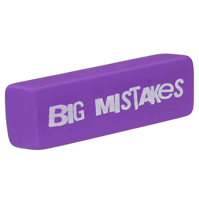 Jumbo Eraser Back School Stationery