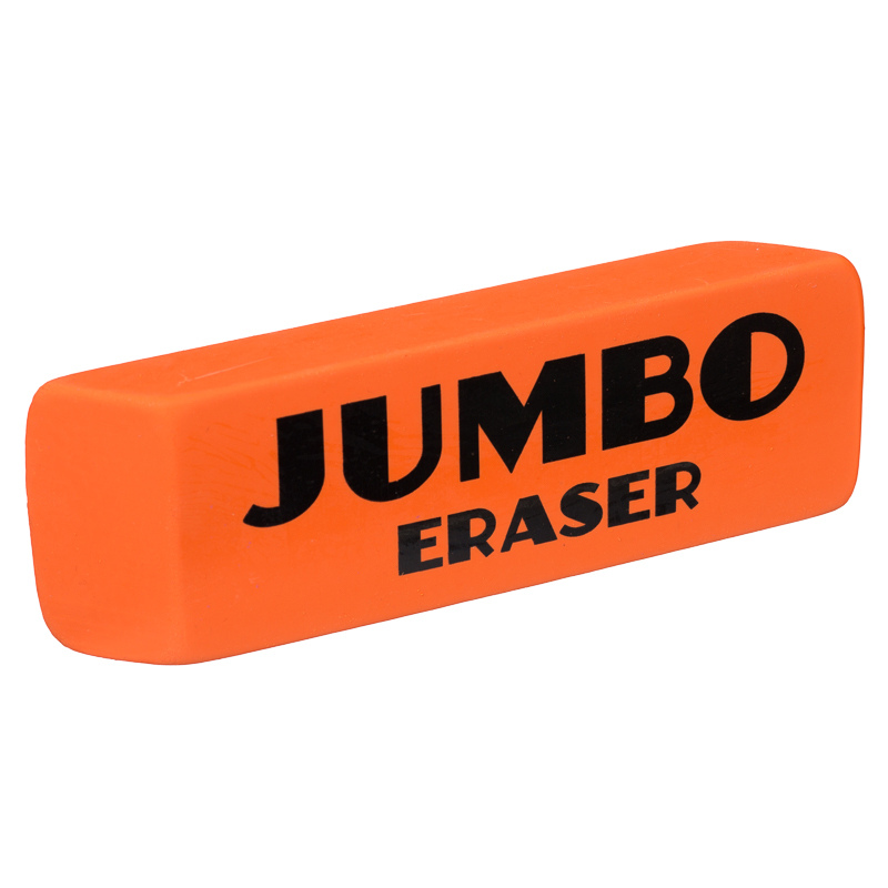 Jumbo Eraser | Eraser, Back to School, Stationery