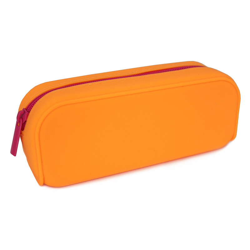 Silicone Pencil Case Kids Back To School Stationery