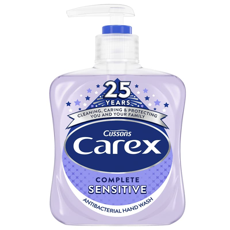 Carex Complete Sensitive Hand Wash 250ml
