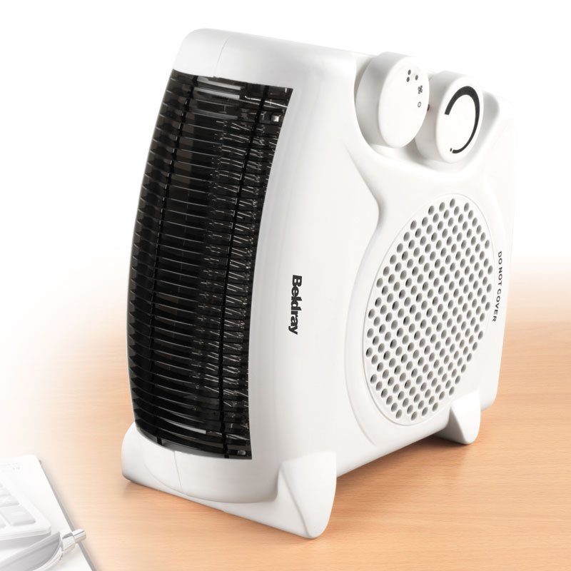 Beldray Fan Heater - 2000W