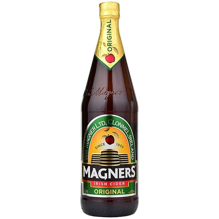 Bulmers Pet Food >> Magners Original Irish Cider 1L | Alcohol | Cider - B&M