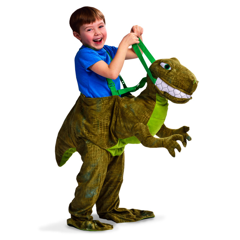 click on image to enlarge  sc 1 st  Bu0026M & Kids Dinosaur Dressing Up Costume | Kids Fancy Dress u0026 Role Play